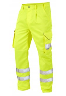 CT01-Y Class 1 Bideford Poly/Cotton Cargo Trousers