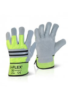 Canchq Fleece Lined Canadian Rigger Gloves (Pack Size 10)