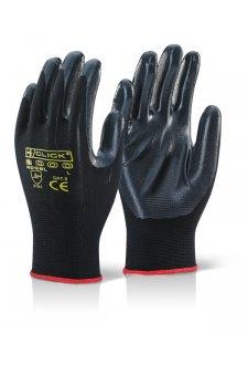 NDGBL Nite Star Nitrile Palm Coated Glove (Pack Size 10)