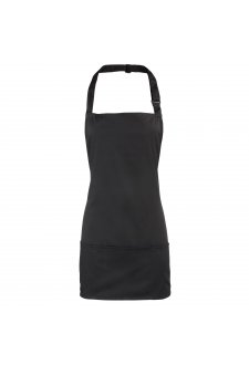 PR159  2-In-1 Apron (One Size) 10 Colours