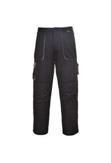 TX16 Texo Contrast Trouser-Lined Black