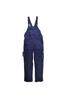 TX17 Texo Contrast Bib And Brace - Lined  (S To 3XL)