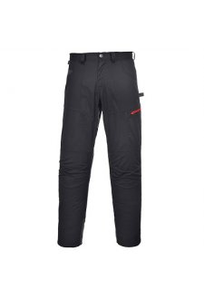 TX61 Texo  Danube Trousers Black REG AND TALL LEG (Small to 3XLarge)