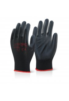 EC9 Budget PU Coated Glove (Pack of 10)