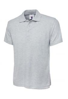 UC105 Active Polo Shirt 50/50 Polycotton  (XSmall TO 5XL) 11 COLOURS