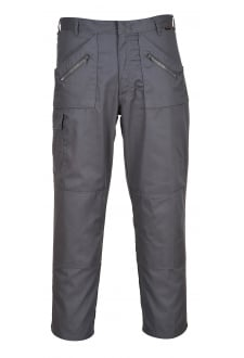 S887GY Action Trousers Grey