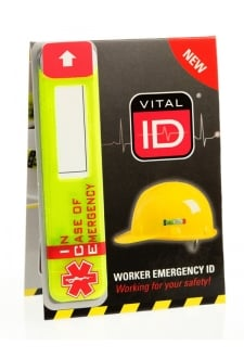 WSID02 Emergency ID Data Window (ICE)