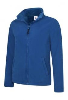 UC608 Ladies Classic Full Zip Fleece Jacket (XSmall To 4XL) 4 COLOURS