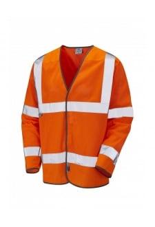 S04-O Fremington Class 3 Coolviz Sleeved Waistcoat (SmallTo4XL)