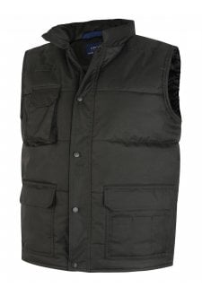 Super Pro Bodywarmer (Xsmall to 3Xlarge) 2 COLOURS