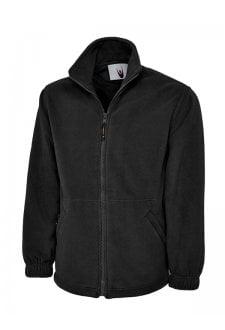 UC604 Classic Full Zip Unisex Micro Fleece Jacket (Xsmall to 6Xlarge) 6 COLOURS