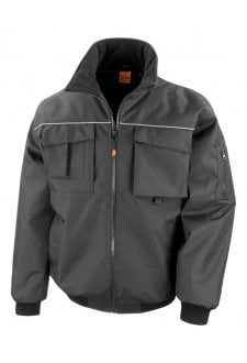 R300X Work Guard  Pilot Jacket (Xsmall to 4XLarge) 2 COLOURS
