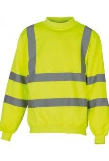 YK030 Hi-Vis SweatShirt (Small To 3XL)