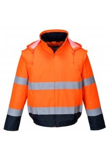 C464 - Essential 2-in-1 Jacket (Small to  3Xlarge)