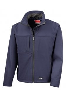 R121A Classic Softshell Jacket (Small to 4XLarge) 7 COLOURS