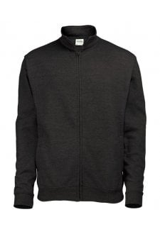 JH047 Full Zip SweatShirt (Small to 2Xlarge) 8 COLOURS