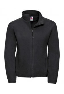 J883F Womens Full Zip Fitted Microfleece (Xsmall to Xlarge)