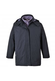 S571 ELGIN 3 In 1 Ladies Jacket (Small to 2XLarge) 2 COLOURS