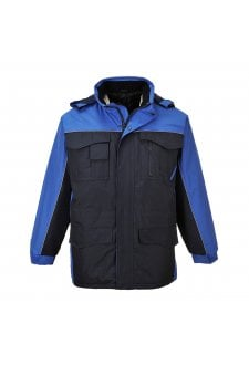 S562 RS Two-Tone Parka