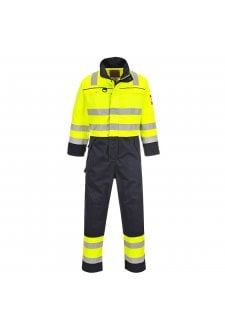 FR60 Multi-Norm Flame Resistant Anti static Coverall (Small To 2XL)