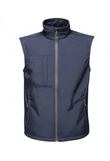 RG164 Octagon 3 Layer Softshell  Bodywarmer (SMALL TO 5XLARGE) 4 COLOURS
