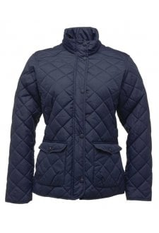 RG067 Ladies Fit Water  Repellent Jacket (Size 10 to 20) 2 COLOURS