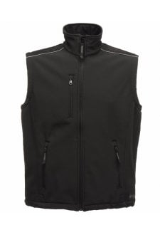 RG079 Wind and Water Resistant Softshell Bodywarmer (Small to 3XLarge) 2 COLOURS