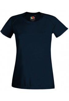 SS016 Lady-Fit Performance T-Shirt (XSmall To 2XL)