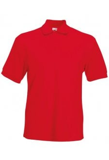 SS204 Heavyweight Polo 65/35 Polycotton (Small to 3XLarge) 9 COLOURS
