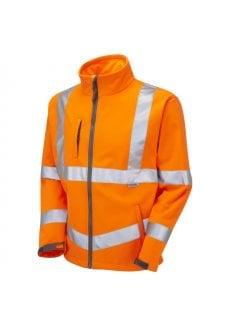 SJ01-O Class 3 Buckland Softshell Jacket (Small To 4XL)