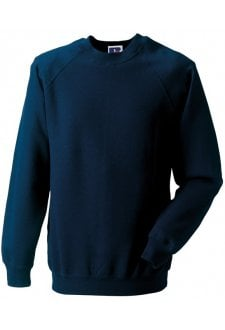 7620M Russell Classic Sweatshirt (XSmall to 4XL) 6 COLOURS