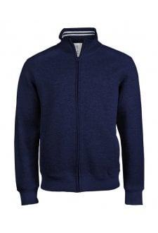 KB456 kARIBAN Full Zip Fleece Jacket Small to 2XLarge)