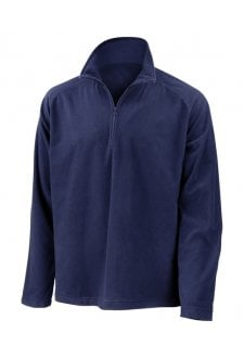 R112X RESSULT 1/4 ZIP  Micron Fleece Med Layer Top (XSmall to 3XL) 4 COLOURS