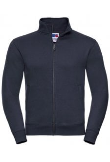 J267M Russell Full Zip  Sweatshirt Jacket (XSmall to 4XLarge) 8 COLOURS