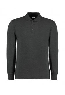 KK430 Pique Polo Long Sleeved (Small to 2XLarge) 3 Colours