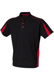 LV390 TWO TONE POLO (Small to 3XLarge) 2 COLOURS