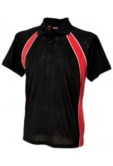 LV350 Jersey Two Tone Polo (Small to 2XLarge) 3 COLOURS