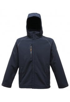 RG160 Hooded Softshell (Small to 3XLarge) 3 COLOURS