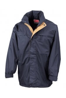 RE67A Multi-Function MidWeight Jacket (XSmall to 3XLarge) 3 COLOURS