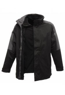 RG085 Waterproof  3-In-1 Jacket (Small to 3XLarge) 4 COLOURS