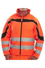 ET41 Eton Soft Shell Jacket Breathable (Small To 6XL)