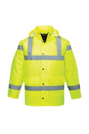 S461 Hi Vis Breathable Jacket (Small To 3XL)