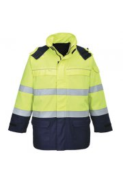 FR79 BizFlame Multi Arc Hi-Vis Jacket (Medium To 2XL)