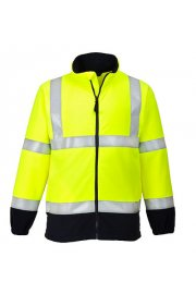 FR31 Anti-Static Hi-Vis Fleece (Small To 3XL)