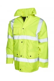 UC803 Road Safety Jacket (Small To 4XL)