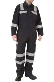 CARC6 ARC Compliant Boilersuit Navy -(Small To 4XL)