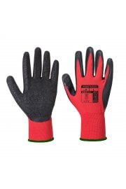 A174 Flex Grip latex Coated Glove
